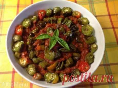 Перец фриджителли (friggitelli, friarielli)