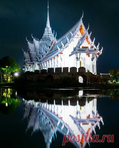 Дворец Санфет Прасат, Таиланд.