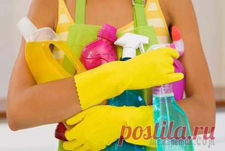 7 маленьких хитростей большой уборки