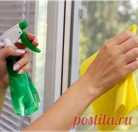 La solución para la conservación de la limpieza de las ventanas por mucho tiempo