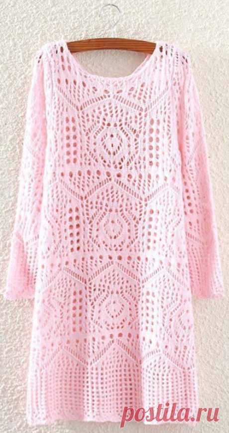 To knit a jacket spokes