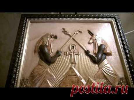 """панно """"Египетские Боги"""""""