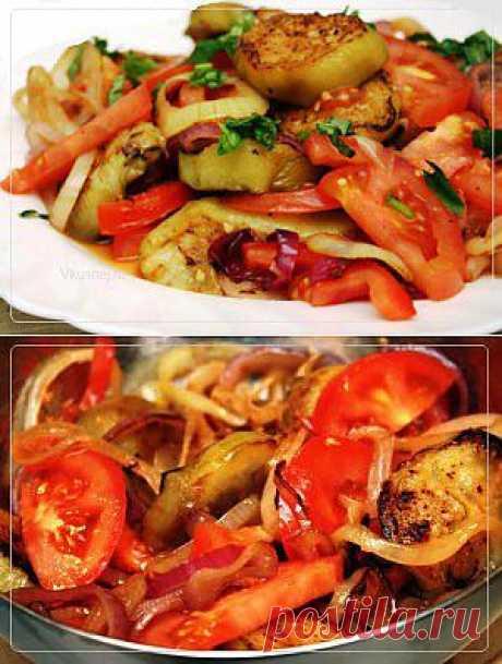 Овощное чудо | Рецепты вкусно