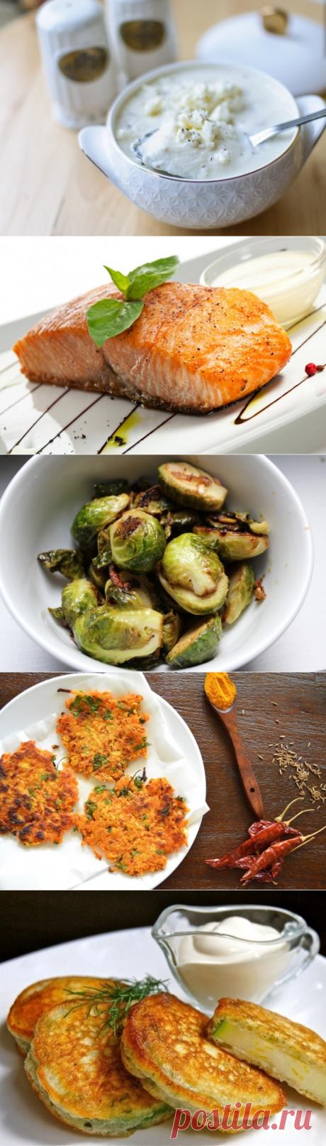 7 вкуснейших ужинов, на которые вы потратите меньше 20 минут
