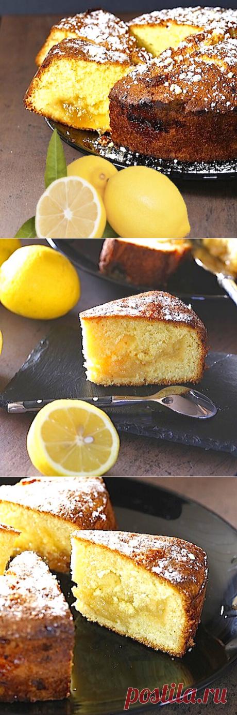Нежный лимонный торт: простой рецепт | ChocoYamma | Яндекс Дзен  Если вы пропустили рассказ о том, как сделать изумительное конфи из лимона с эстрагоном, то чуть позже я дам на него ссылочку. А сегодня, как я и обещал, мы сделаем симпатичный и очень простой домашний лимонный торт, для которого, собственно, и предназначалось конфи.