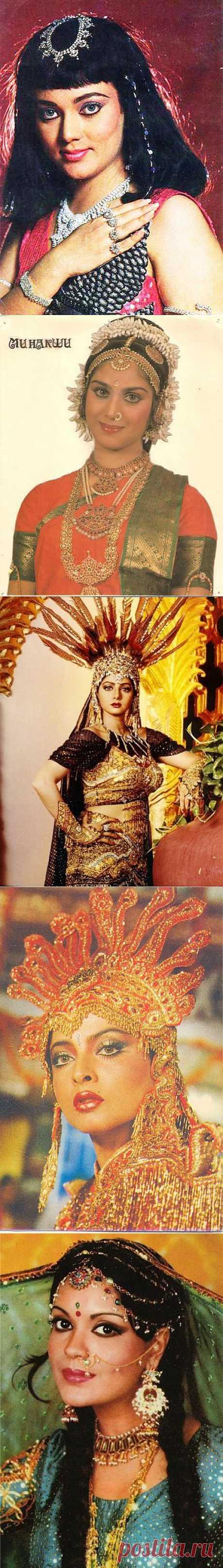 (+1) - Самые красивые индийские актрисы (ФОТО) | САМЫЙ СОК!