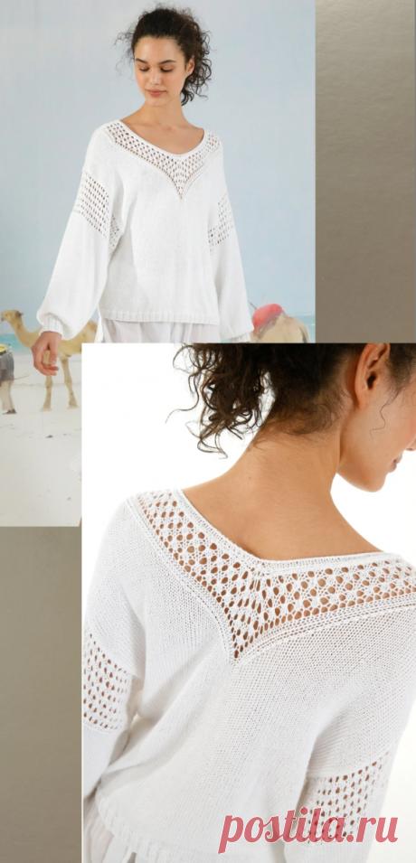 Свитер, джемпер или пуловер...три модели с описанием на выбор | Вязаные истории | Яндекс Дзен