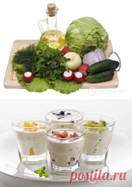 Весенний авитаминоз: топ-5 продуктов-помощников