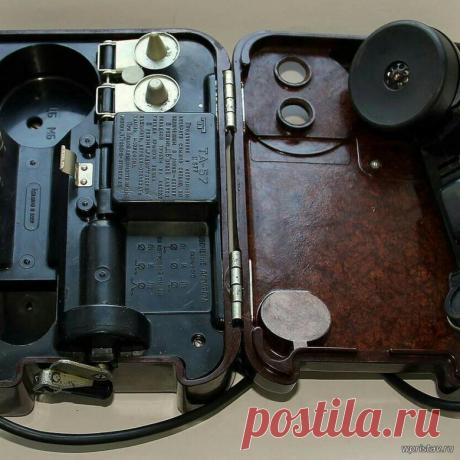 Назначение, тактико-технические характеристики полевого телефонного аппарата ТА-57, лёгкого полевого кабеля ТК-2 | Ликбез, обучение | Статьи / книги | world pristav - военно-политическое обозрение