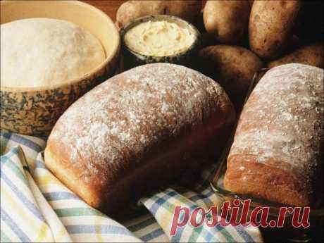 Ржаной хлеб на закваске из кефира невероятный божественный вкус
