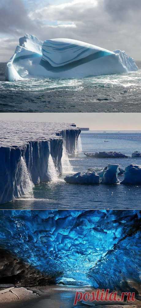 11 чудес ледяного мира