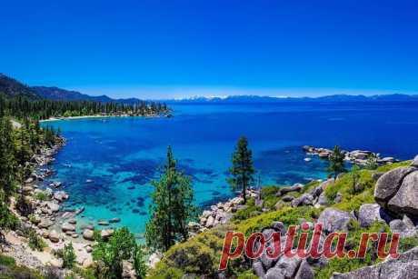 Озеро Тахо, Калифорния