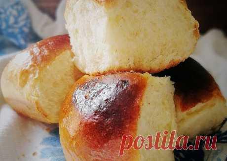 Ванильные булочки Автор рецепта Esova🌸 - Cookpad
