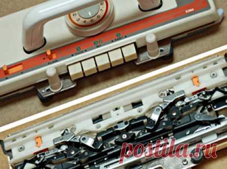 Вязание на машинке | Вязание