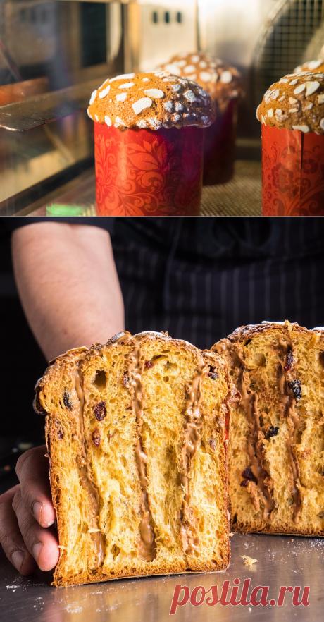 Потрясающий пасхальный кулич от Ивана Забавникова | Andy Chef (Энди Шеф) — блог о еде и путешествиях, пошаговые рецепты, интернет-магазин для кондитеров |