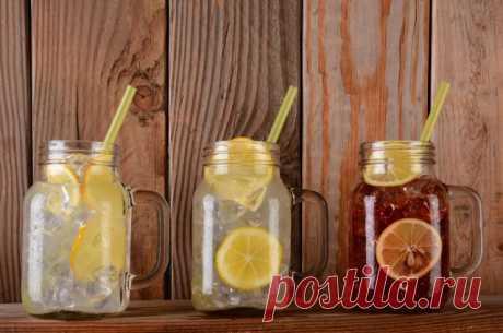 Советская газировка: 5 рецептов из детства Представляем 5 рецептов лимонадов из советского прошлого.