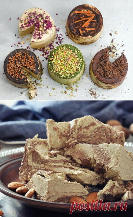 Халва без сахара — Кулинарная книга - рецепты, фото, отзывы