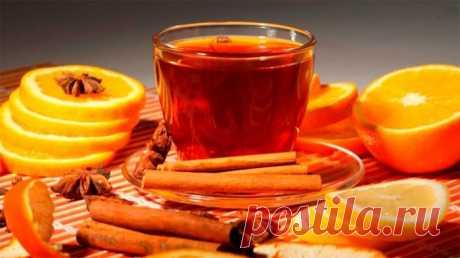 не выбрасывать апельсиновую кожуру-АПЕЛЬСИНОВЫЙ ЧАЙ