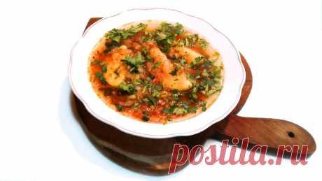 Грузинский Картофельный Соус его готовят почти в каждом доме | Грузинская Кухня от Софии | Яндекс Дзен
