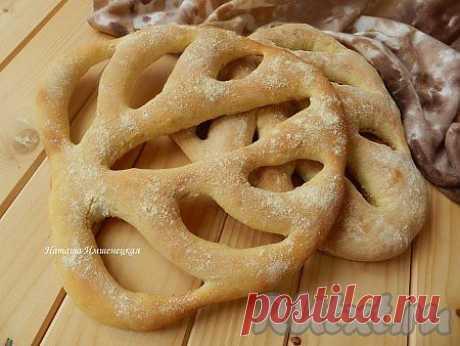 Французский хлеб Фугасс