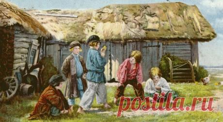 Как воспитывали мальчиков 100 - 150 лет назад   Ребята-дошколята   Яндекс Дзен