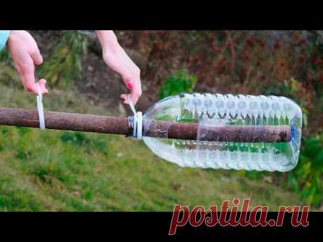 5 Идей из 5 литровых пластиковых бутылок/5 ideas about reusing 5 liter plastic bottles