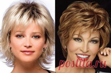 Многослойная стрижка — средство преображения для всех типов волос | Женские заметки