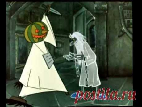Animated cartoons: Canterville Ghost