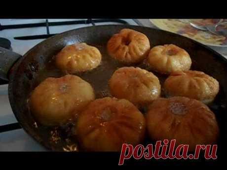 Как приготовить беляши belyhi/рецепт беляшей (перемячи с мясом)