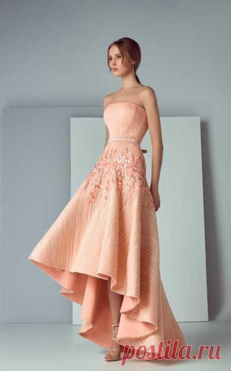 Роскошные вечерние платья от ливанского дизайнера