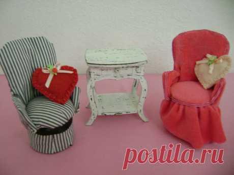Minis poltronas | Flickr - Photo Sharing!