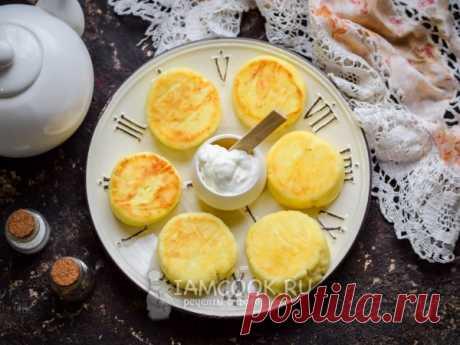 Сырники с рисовой мукой в духовке — рецепт с фото
