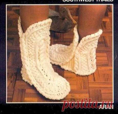носки,тапочки,вязаная обувь | Записи в рубрике носки,тапочки,вязаная обувь | Вдохновлялочка Марриэтты