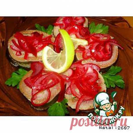 Роллы из селедочки - кулинарный рецепт