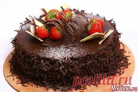 Торты без выпечки: 2 быстрых и вкусных рецепта - торты, торты без выпечки, здоровье, десерты, рецепты