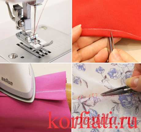 We learn to do tucks A. Korfiati Obrabotk's master class of tucks is one of important stages when tailoring. There are several simple receptions which application will help you