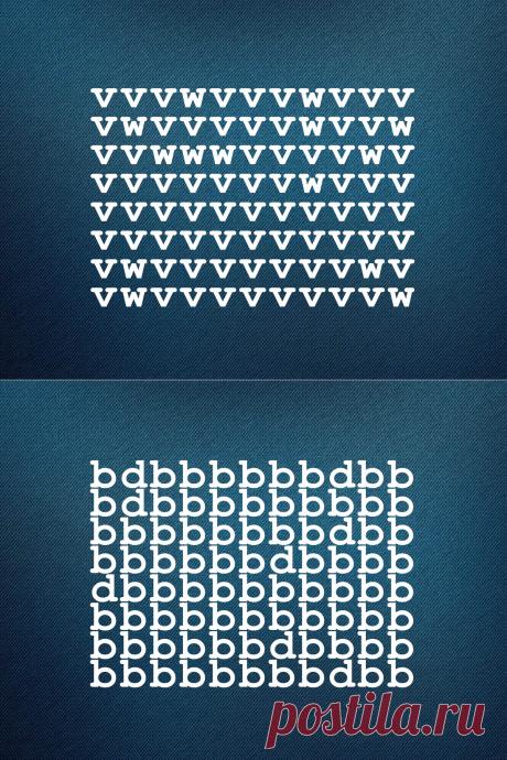 Мы с внуком посчитали количество букв d за 2 минуты. Сам бы я искал дольше. | Головоломыч | Яндекс Дзен