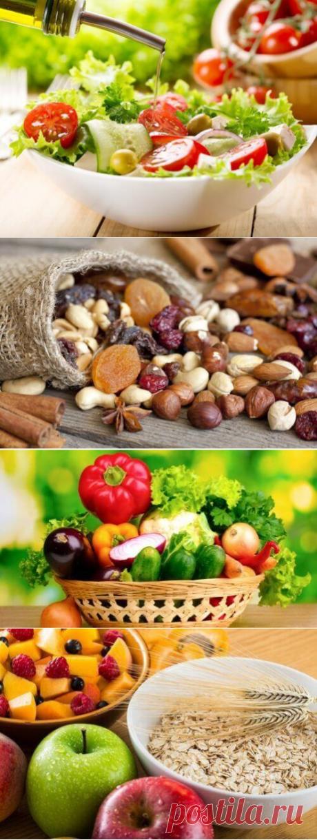Клетчатка: продукты, которые могут помочь Вам похудеть