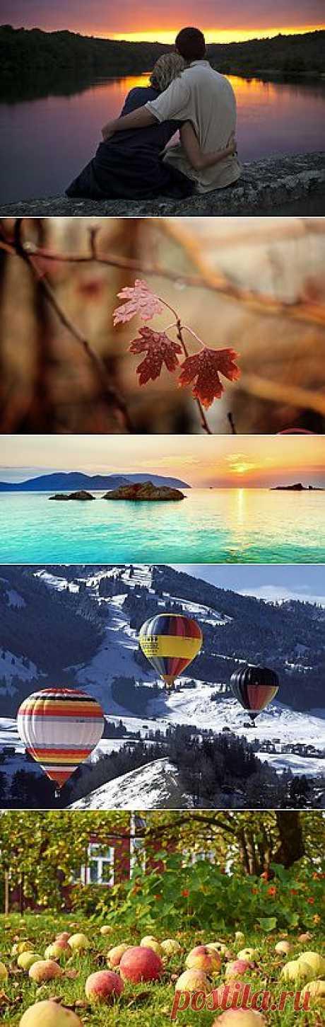 красивые обои природы