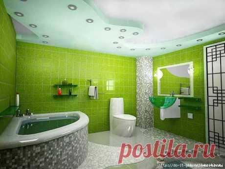 Как очистить ванну в домашних условиях.