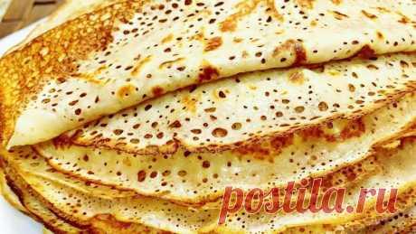 Блины на майонезе - блинчики, простые и вкусные рецепты с фото