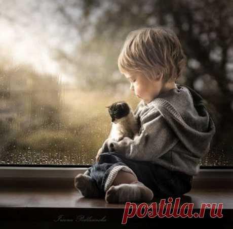 Для теплых слов не нужен повод и ждать не надо много лет. Дарите их в жару и в холод, с утра, под вечер и в обед. Они нужны, как свежий воздух, как неба синь, как соль земли. Тепло дарить, ведь так не сложно, в них море ласки и любви.  = Людмила Щерблюк =