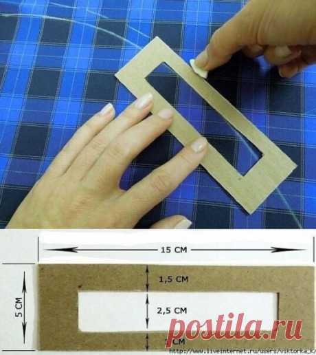 Оригинальные швейные приспособления — Сделай сам, идеи для творчества - DIY Ideas