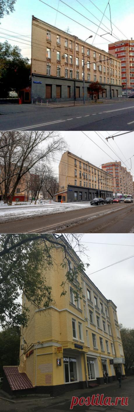 "Откуда в Москве ""плоские"" дома?"