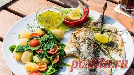 מתכון: דג דניס אפוי - מתכונים - וואלה! אוכל