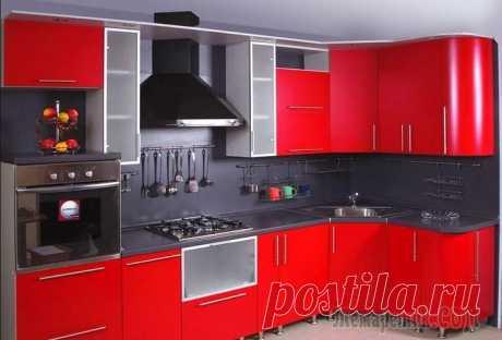 Цвет кухни по фен-шуй: благополучие в доме