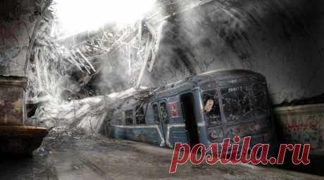 Куда ведут секретные тоннели метро под Москвой? - Любители истории - медиаплатформа МирТесен