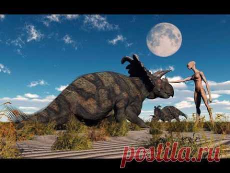 Почему инопланетяне истребили динозавров! Сенсационные артефакты - НЕОПОЗНАННЫЕ ископаемые объекты!