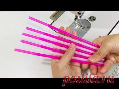 4 очень полезных совета по шитью от соломок, которые вы должны знать # 36