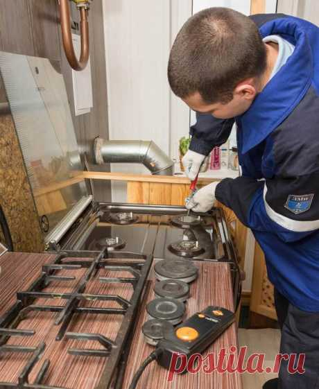 Газовая плита в доме — как обеспечить безопасность
